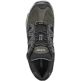 Hi-Tec Rambler WP Shoes Men gull grey/black/goblin blue